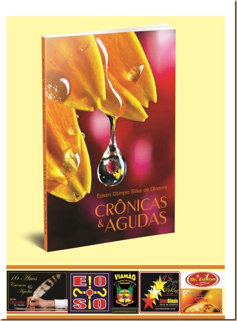 Poster do Livro Cr & Ag