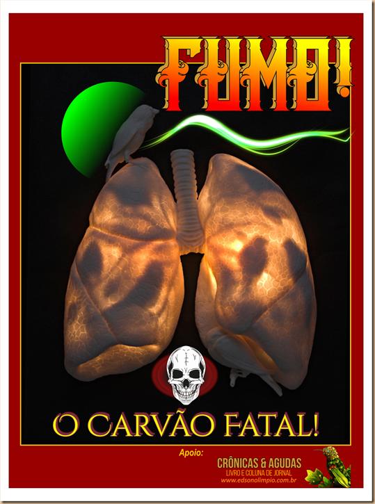 Fumo 1 - O Carvão Fatal - 2017 - Série Antifumo 1